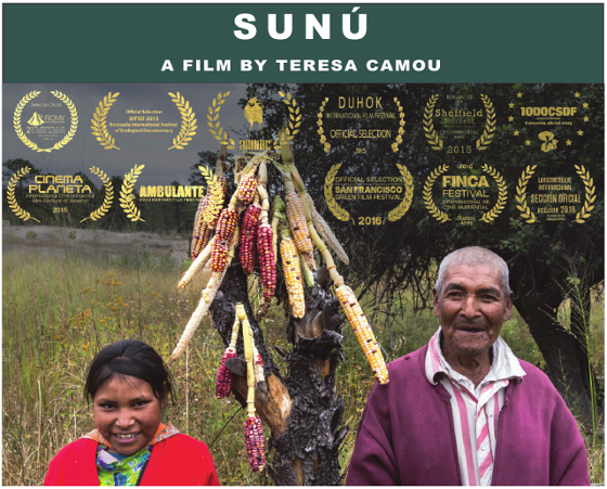 Film Screening: Sunú - Thursday, May 18 at 7pm